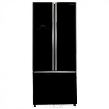 Hitachi French Door R-WB550PRU2 GBK
