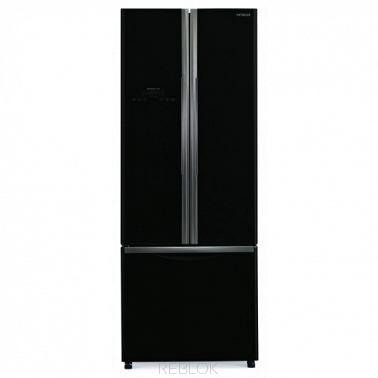 Hitachi French Door R-WB480PRU2 GBK