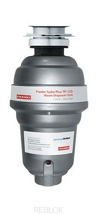 Młynek FRANKE Turbo Plus TP 125