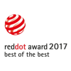 red dot award 2017 best of the best - innowacje i design BORA Professional 2.0